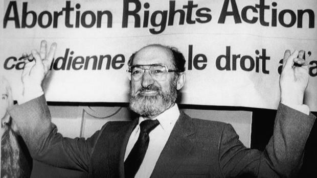Dr Henry Morgentaler vs Pro-Life Humanism