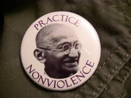 Gandhi, Non-Violence & Abortion