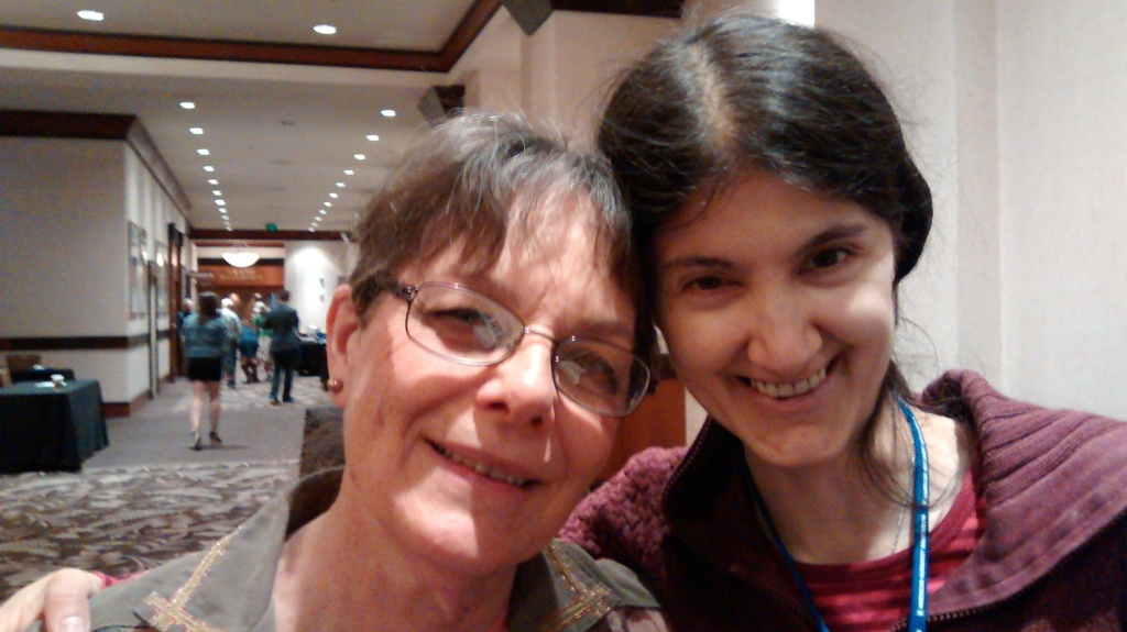 pro-choice atheist at Denver Humanist Covention 2015